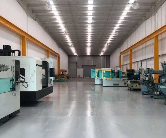Instalaciones de VEM Tooling en Querétaro.