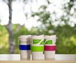 Con tazas reutilizables hechas de plásticos reciclables biobasados, FKuR mostrará en la K2019 cómo se pueden cerrar ciclos de materiales con productos para llevar.