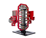 La Serie Fusion G2, de Mold-Masters, es un sistema completamente premontado y precableado que permite una instalación y conexión rápida y fácil en un solo paso.