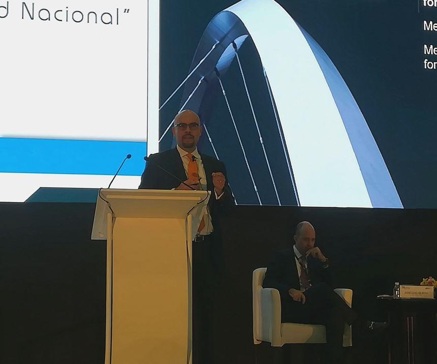 Raúl Camba, Socio Responsable de la Práctica de Energía y Materiales de McKinsey & Company.