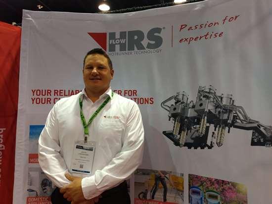 Jason Chronowski, gerente de marketing para Norteamérica en HRSfIow.