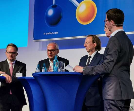 Dr. Rüdiger Baunemann, Plastics Europe