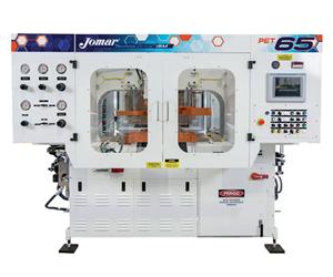 Jomar Corp. lanzará en la feria K 2019 la nueva máquina TechnoDrive 65 PET.