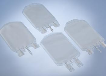 Kiefel desarrolla máquinas para fabricación de bolsas para sangre.