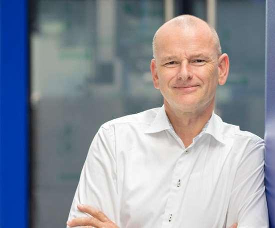 Andreas Lichtenauer, socio gerente deKautex Maschinenbau GmbH