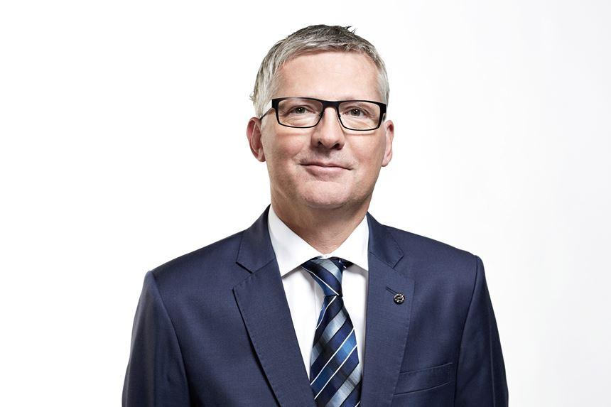 Manfred Hackl, CEO de Erema GmbH.