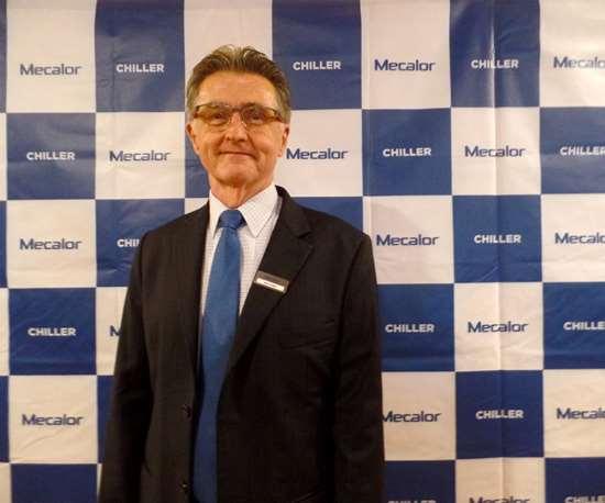 Janos Szegö, CEO de Mecalor.