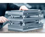 Los recién desarrollados portatroqueles SB para estampado y doblado se ofrecen para prensas Bihler NC.