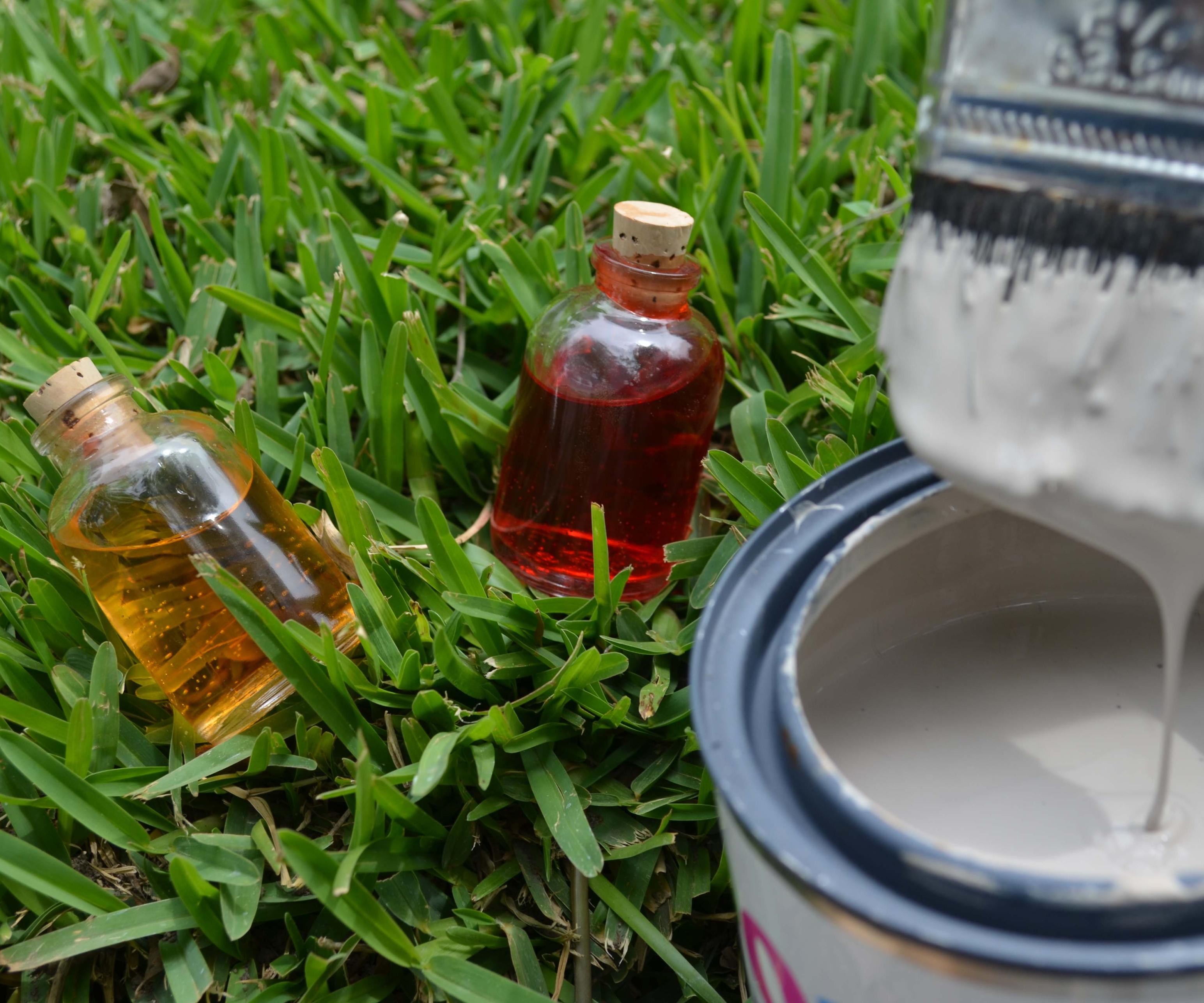 Nanotecnología en pinturas repelentes con aceites esenciales