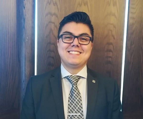 Oswaldo Piña Benhumea, (UBE de México), presidente del Comité Ejecutivo 2019-2020 de la AMEE.