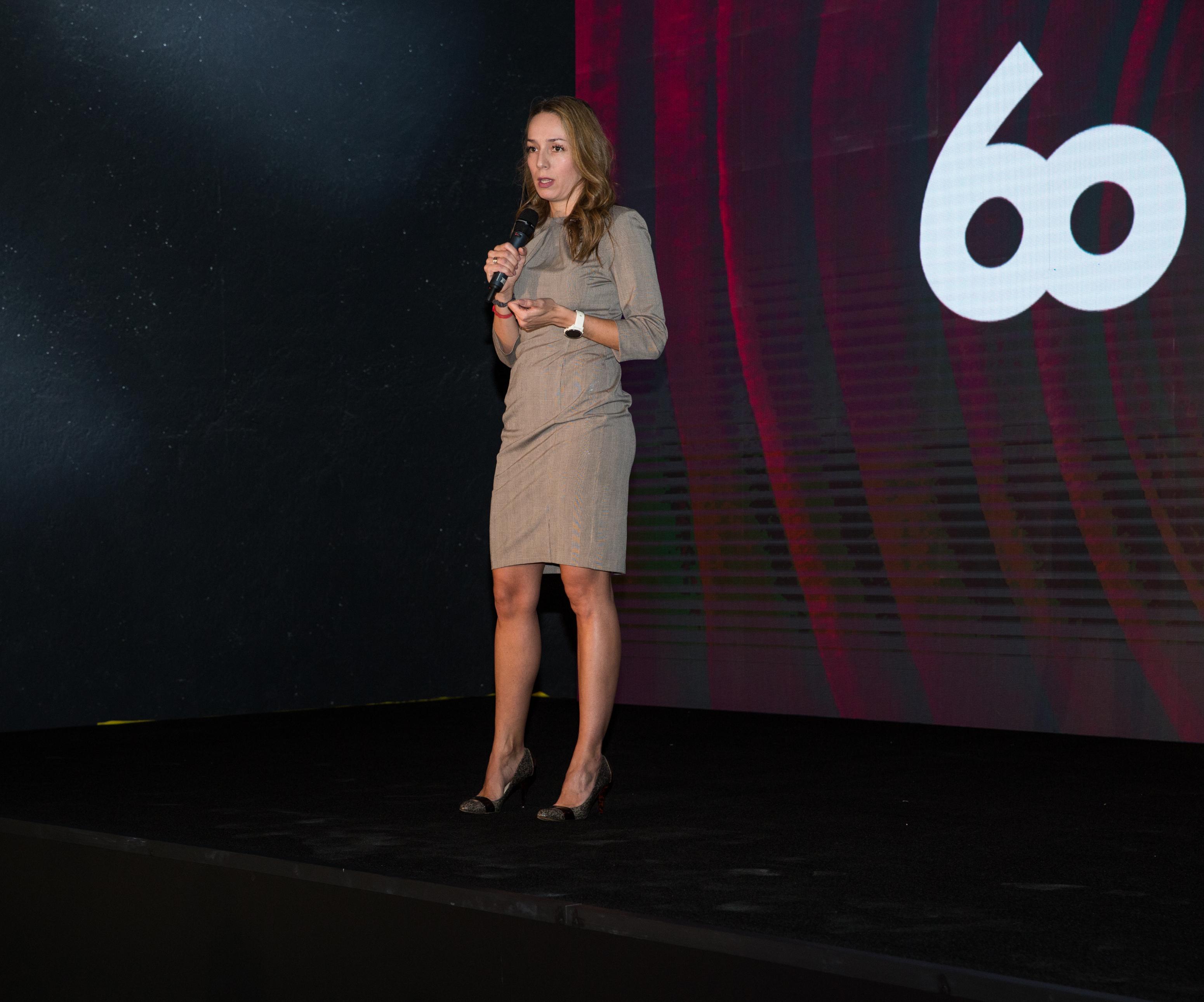 Paula Sans Quiros, directora comercial para Empaques Plásticos y de Especialidad, de Dow México