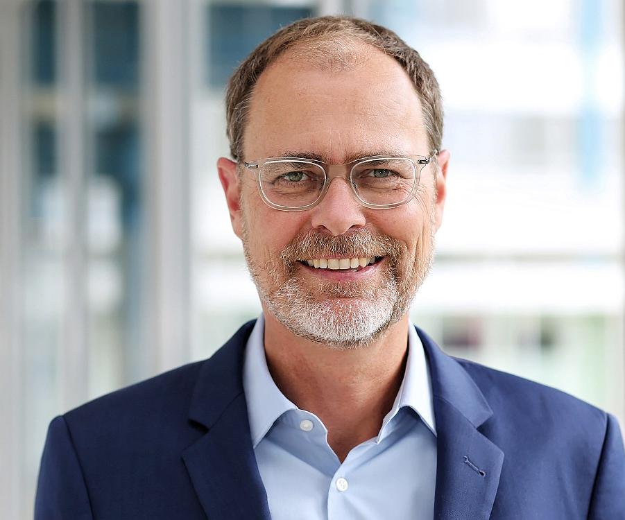 Thorsten Kühmann,director gerente del área de maquinaria para plásticos y caucho de laVDMA,.