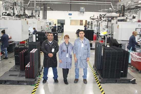 En el área técnica y de preproducciónde Phe México trabajan Enrique Rangel, Ivonne Rodríguez y Jesús Ávila.