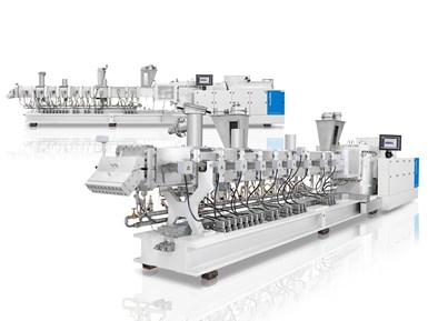 Krauss-Maffei Berstorff dará a conocer cuatro tamaños nuevos y más grandes de su serie ZE Blue Power.