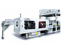 Sistemas de inyección para preformas de PET IPS220, de Sacmi.