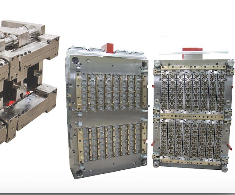 Nuevo enfoque para agilizar las entregas de moldes de StackTeck Systems.