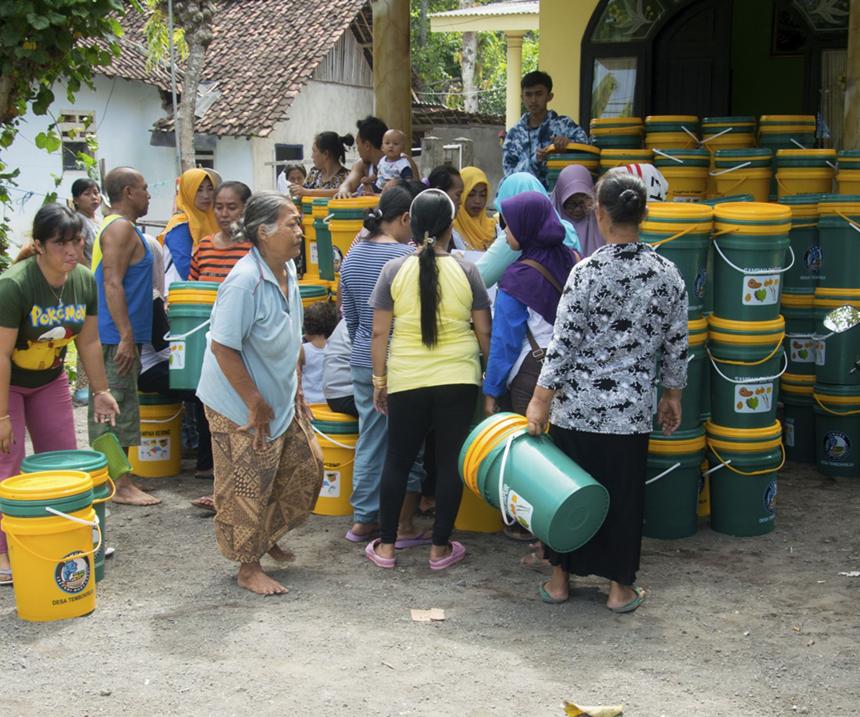 La Alianza apoyará un estudio de viabilidad para lograr un futuro libre de residuos plásticos no gestionados en toda la isla y para evaluar cómo extender el enfoque, así como proporcionar apoyo financiero y experiencia técnica.