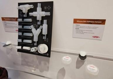 Desarrollos en silicona de Dupont para la industria médica.