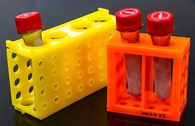Ya se han producido 7 millones de tubos para kits de prueba. (Foto: Laboratorio Nacional Oak Ridge)