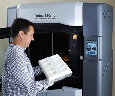 La tecnología de impresión 3D de Stratasys es distribuida en México por Intelligy.