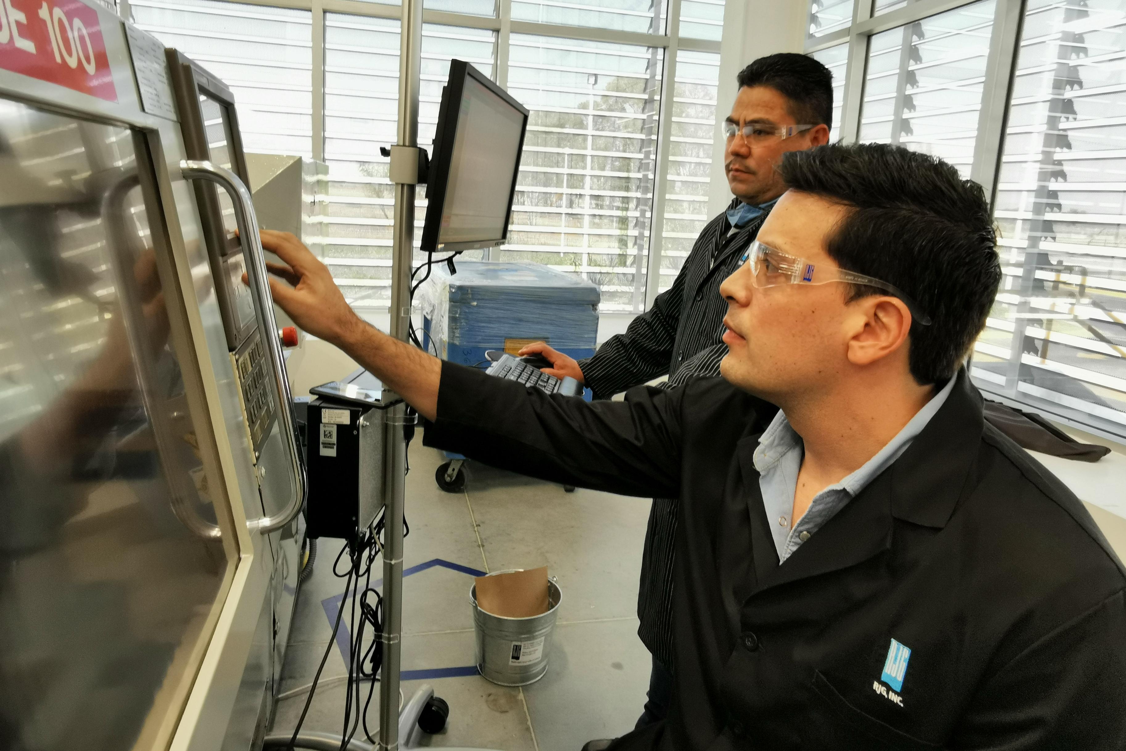Entrenamiento de clase mundial en el Centro Técnico de RJG en México
