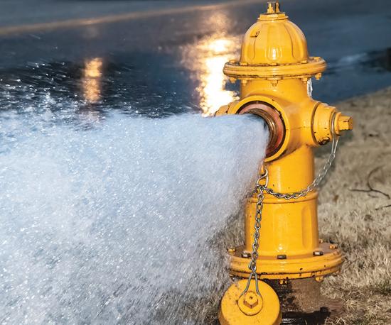 Es una gran equivocación pensar, que como un poco de agua de enfriamiento es buena para el proceso, entonces usar más es mejor.
