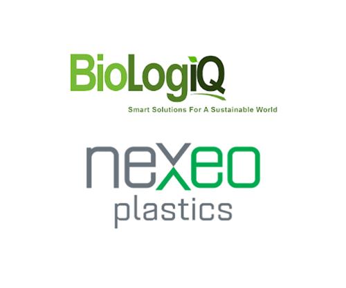 BioLogiQfirmó un acuerdo con Nexeo Plasticspara apoyar la proliferación de sus biopolímeros especializados en América del Norte.