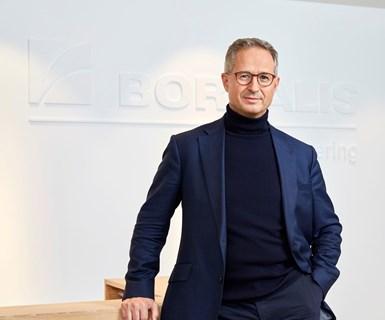 Alfred Stern, director ejecutivo de Borealis.
