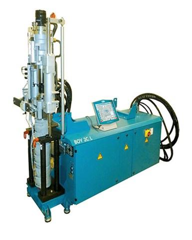 Unidades de inyección multicomponente BOY 2C M / 2C L.