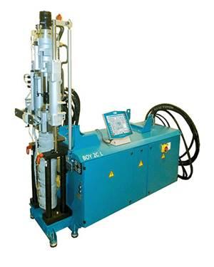 Dr. Boy ofrece sus unidades de inyección multicomponente BOY 2C M / 2C L