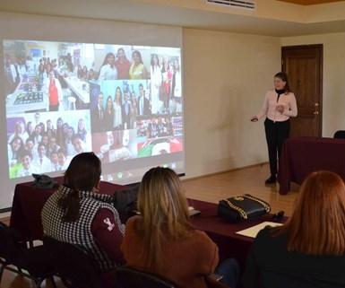 NiñaSTEM es un evento impulsado por la Organización para la Cooperación y el Desarrollo Económicos y por la Secretaría de Educación de Coahuila.