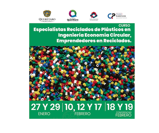 Los organizadores ofrecen becas de hasta 70%, si cumple con cualquiera de los siguientes requisitos: ser una empresa perteneciente al municipio de Querétaro o ser socio del IQH o del Clúster de Plásticos.