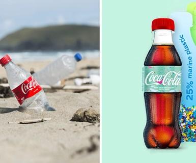 La meta de Coca-Cola es reciclar y/o recolectar el equivalente al 100% de sus empaques al 2030.