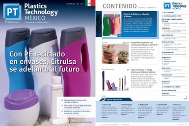 Edición Octubre 2020 Plastics Technology México.
