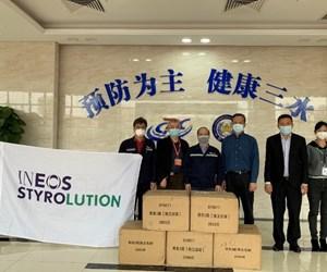 INEOS Styrolution apoya comunidades chinas afectadas por el Coronavirus (COVID-19)