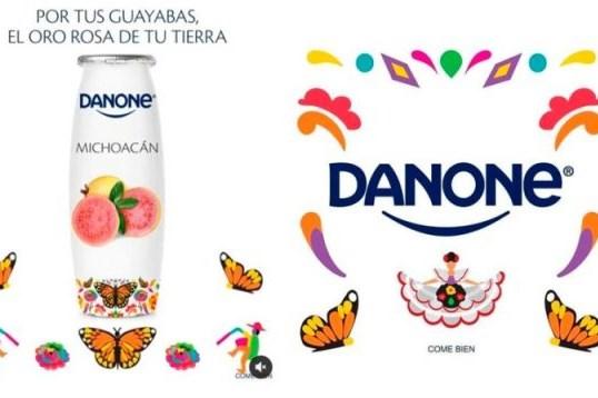 Danone en colaboración con Goplas,Mexico Yoghurt Cup.