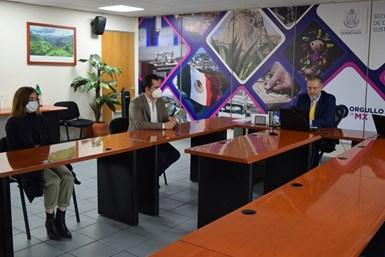 Delta Tecnic invierte 4.5 millones de euros en la construcción de su planta decinco mil metros cuadrados, ubicada enel municipio de Pedro Escobedo.