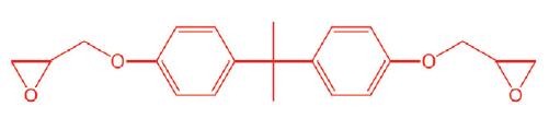 Diglicidil eter del Bisfenol A (DGEBA)