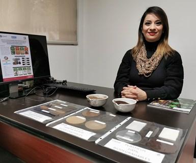 Adriana Espinoza, investigadora del CIQA.
