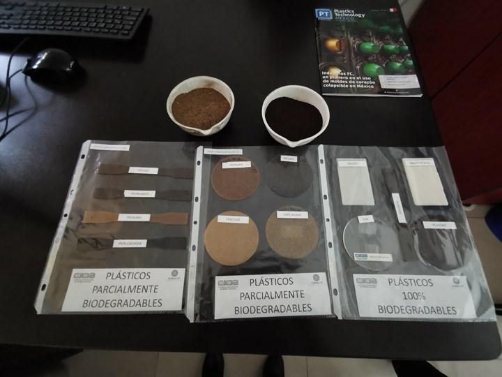 De las líneas de investigación que más le apasionana Adriana Espinoza, no duda en destacar los biocompuestos.