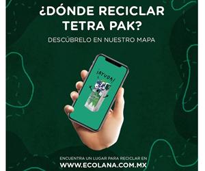 """Ecolanaes una plataforma digital para reciclar y canjear """"basura"""" por dinero."""