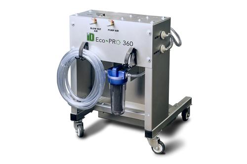 Carro Eco-Pro 360, de iD Additives.