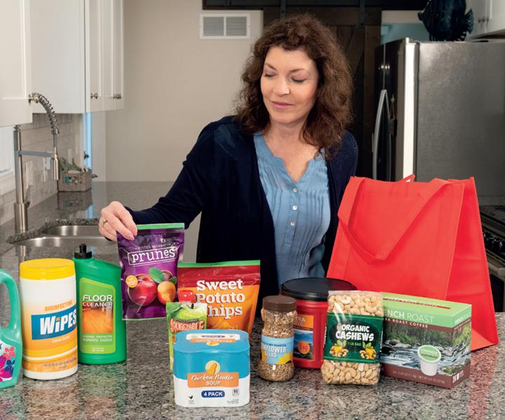 Con el confinamiento, la gente permanece más en casa, por lo que habrá mayor demanda de productos a nivel hogar de alimentos preparados, congelados y conservas.