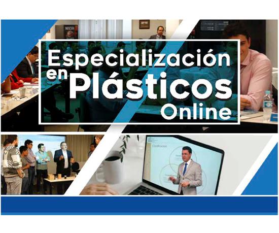 Diplomado en Plásticos, delCentro Empresarial del Plástico, S.A. de C.V. (CEP).