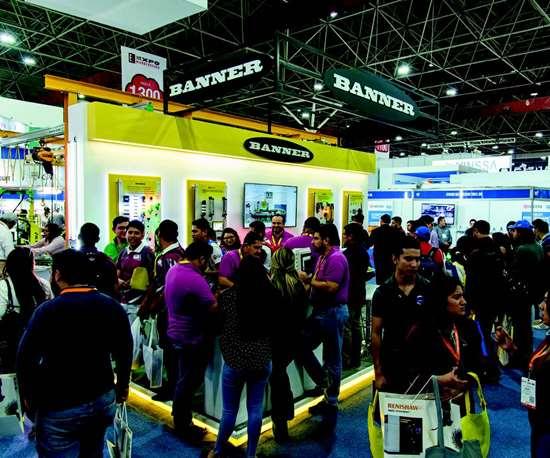 Expo Manufacturacontará en 2020 con cerca de 8,000 metros cuadrados de piso de exhibición en el Centro Internacional de Negocios Cintermex, en Monterrey.