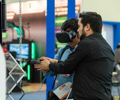 Expo Manufactura se realizará del 11 al 13 de febrero de 2020 en Monterrey.