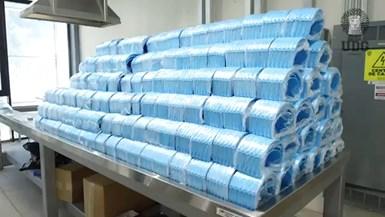 La Universidad de Guadalajara (UDG) fortalece su proyecto educativo en procesamiento de polímeros mientras aporta con la fabricación de caretas para mitigar contagios por COVID.19