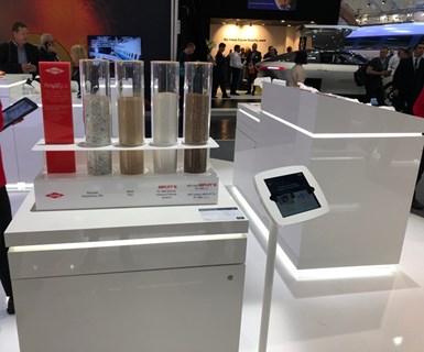 El aditivo de rendimiento de PE mejorado con silicona Amplify Si PE, de Dow, para compuestos de plástico de madera permite un contenido de reciclaje de hasta el 100%.