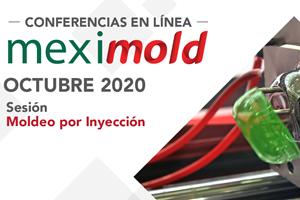 Ocho conferencias sobre moldeo por inyección disponibles en línea y sin costo