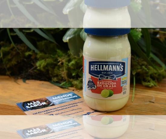 Mayonesa Hellmann's se ha comprometido a que el 100%de sus envases elaborados en México estén hechos con plástico recuperado, tanto tarros como botes de squeeze.